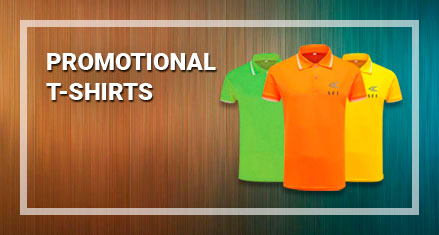 Promotional T-shirts Manufacturer in Jaipur